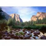 Puzzle  Ravensburger-19206 Vallée de Yosemite