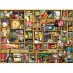 Puzzle  Ravensburger-19298 Colin Thompson : Armoire De La Cuisine