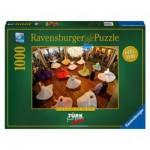 Puzzle  Ravensburger-19331 Danse des Derviches Tourneurs