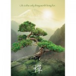 Puzzle  Ravensburger-19389 L'arbre Zen