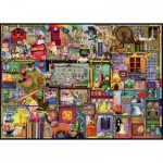 Puzzle  Ravensburger-19412 Colin Thompson : Artisanat