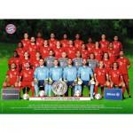 Puzzle  Ravensburger-19494 FC Bayern Munich Saison 2015/2016