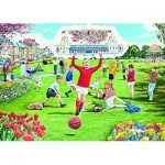 Puzzle  Ravensburger-19495 Wembley Dreams