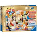 Ravensburger-19658 What If ? Puzzle N°16 - The Wedding