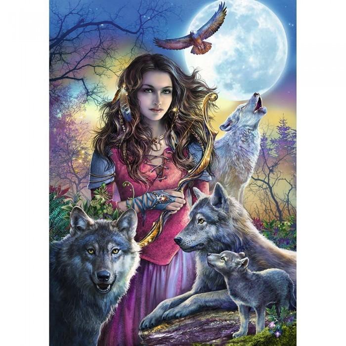 Patronne des Loups