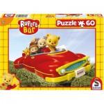 Puzzle  Schmidt-spiele-55027 L'Ours Rupert : Sortie avec Rupert et ses Amis