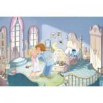 Puzzle  Schmidt-spiele-56073 Princesse Emmy : Dans le Château