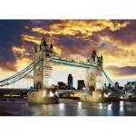 Puzzle  Schmidt-Spiele-58181 Royaume-Uni - Londres : Tower Bridge