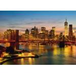Puzzle  Schmidt-Spiele-58189 USA, New York