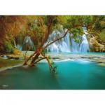 Puzzle  Schmidt-Spiele-59387 Rodney Lough - Canyon Song
