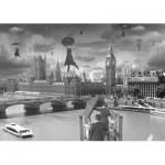 Puzzle  Schmidt-Spiele-59508 Thomas Barbey : Coup de vent