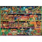 Puzzle   Aimee Stewart - Monde Merveilleux des Jouets