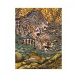 Puzzle  Sunsout-48124 Tanya Ray Coon Creek