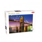 Puzzle   Bridge over East River