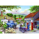 Puzzle  The-House-of-Puzzles-1653 Pièces XXL - Topping Up