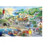 Puzzle  The-House-of-Puzzles-1776 Safe Haven