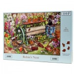 Puzzle  The-House-of-Puzzles-2339 Robin's Nest