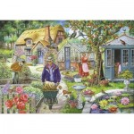 Puzzle  The-House-of-Puzzles-2391 Trouvez les 15 Différences No.1 - In The Garden