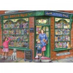 Puzzle  The-House-of-Puzzles-2797 Pièces XXL - Sweet Thoughts