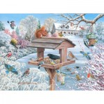 Puzzle  The-House-of-Puzzles-3008 Pièces XXL - Crumbs Of Comfort