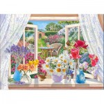 Puzzle  The-House-of-Puzzles-3053 Pièces XXL - Summer Breeze