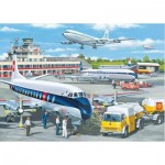 Puzzle  The-House-of-Puzzles-3138 Pièces XXL - Up & Away