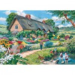 Puzzle  The-House-of-Puzzles-3343 Lazy Days