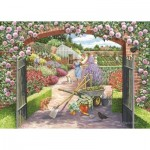 Puzzle  The-House-of-Puzzles-3787 Walled Garden