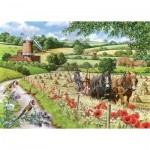Puzzle  The-House-of-Puzzles-3947 Pièces XXL - Windmill Lane