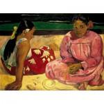 Puzzle  Trefl-10362 Gauguin Paul : Femmes de Tahiti