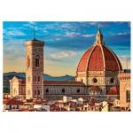 Puzzle  Trefl-10381 Cathedrale de Santa Maria del Fiore, Florence
