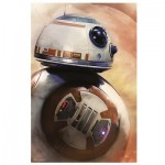 Puzzle  Trefl-11201 Nano Star Wars - BB-8