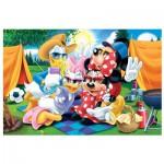Puzzle  Trefl-14220 Pièces XXL - Mickey et ses Amis
