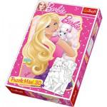 Puzzle  Trefl-14408 Maxi Pièces Recto/Verso : Barbie