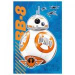Puzzle  Trefl-14618 Star Wars - BB-8