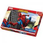 Puzzle  Trefl-15221 Spiderman : Prêt à intervenir