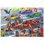 Puzzle  Trefl-16262 Formule 1