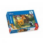 Puzzle  Trefl-18132 Bambi