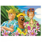 Puzzle  Trefl-18197 Scooby-Doo en Vacances