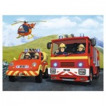 Puzzle  Trefl-18213 Fireman Sam