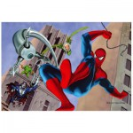 Puzzle  Trefl-19375 Spiderman