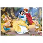 Puzzle  Trefl-19391 Princesse Disney : Blanche Neige et les Sept Nains