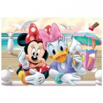 Trefl-19472 Mini Puzzle - Minnie Mouse