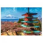 Puzzle  Trefl-26132 Mont Fuji