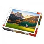Puzzle  Trefl-26134 Dolomites, Italie