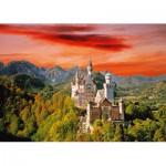 Puzzle  Trefl-27050 Allemagne, Bavière : Château de Neuschwanstein