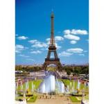 Puzzle  Trefl-27051 France, Paris : Tour Eiffel