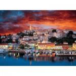 Puzzle  Trefl-33018 Croatie : Istria