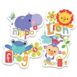 Trefl-36059 Puzzle Baby Classic : Les Animaux des Petits