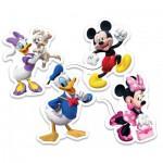 Trefl-36060 Puzzle Baby Classic : Mickey